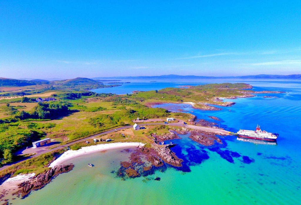 Glasgow City Boats Guide to the Isle of Gigha 1