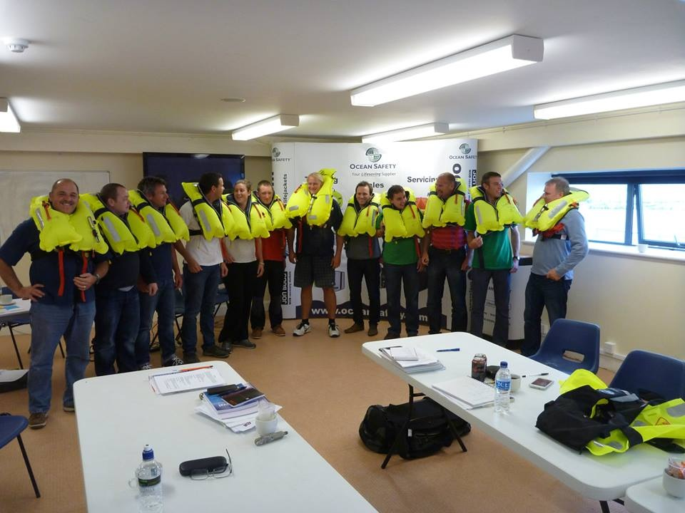 Rya Boat Training Glasgow 1